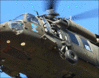 Black Hawk helicopter clip art