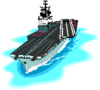 aircraft carrier 3 clip art