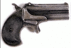 weapon gun Deringer clip art