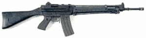 weapon gun Beretta AR70