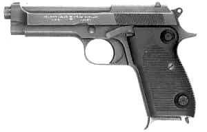 weapon gun Beretta M951