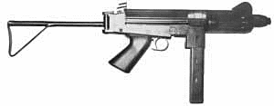 weapon gun MD2A1