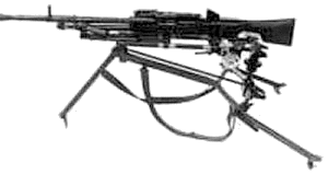 weapon gun Madsen Saetter
