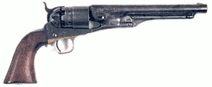 weapon gun New Model Army Revolver