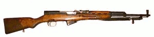 weapon gun SKS