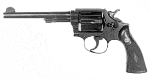 weapon gun Smith and Wesson Model 10