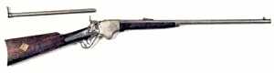 weapon gun Spencer rifle