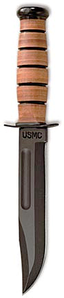 weapon gun USMC KA-BAR Knife