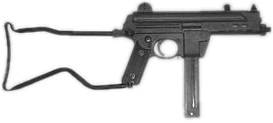 weapon gun Walther MPK