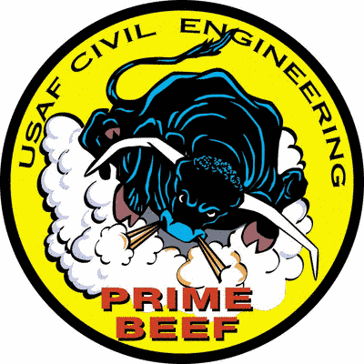 AF Civil Engineering Prime Beef seal