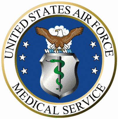 AF Medical Service seal