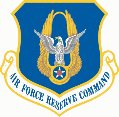 AF Reserve Command shield