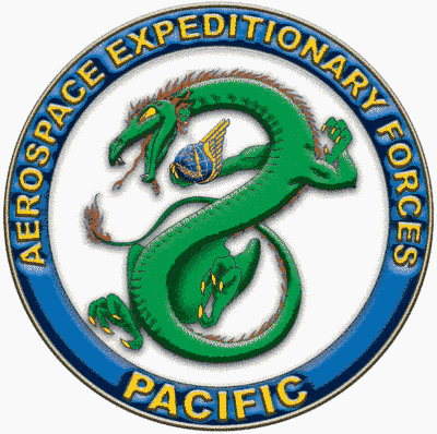 Aerospace Expeditionary Forces Pacific