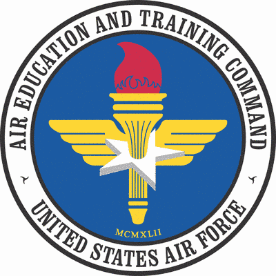 Air Education and Training Command seal