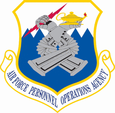 Air Force Personnel Operations Agency