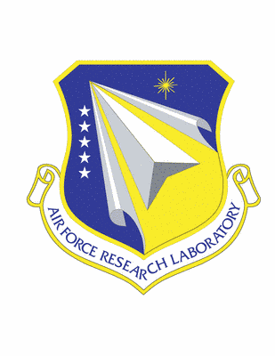 Air Force Research Laboratory shield