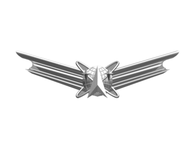 Air Force Space Badge Basic