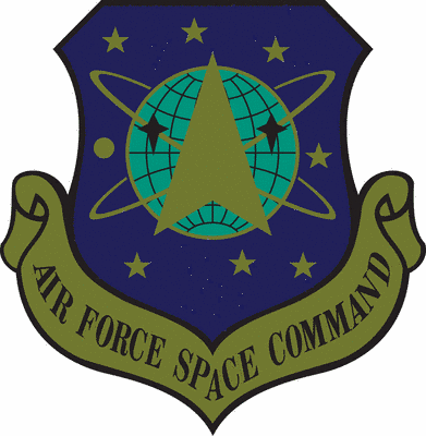 Air Force Space Command Shield