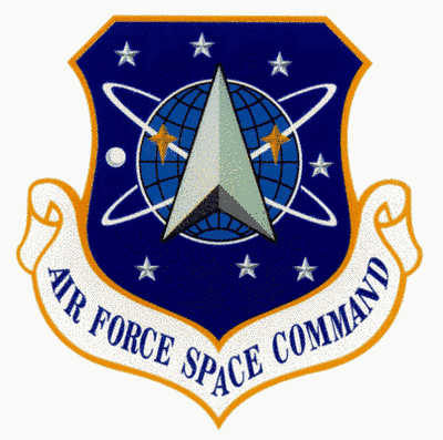 Air Force Space Command Shield 2