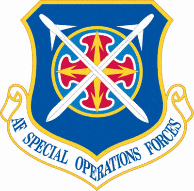 Air Force Special Operations Forces Shield