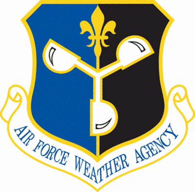 Air Force Weather Agency shield
