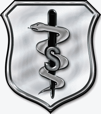 Biomedical Sciences Corps badge