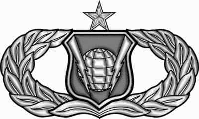 Command and Control badge Senior Level