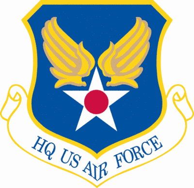 Headquarters USAF Shield