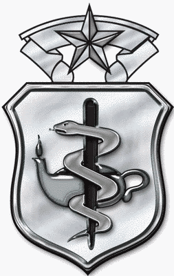 Nurse Corps badge Command Level