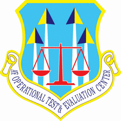 Operational Test and Evaluation Center shield