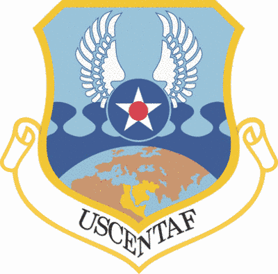 US Central Air Force command