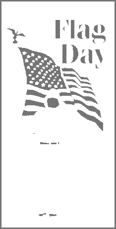 US military Flag Day