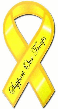 support our troops yellow ribbon lg