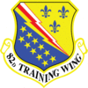 82nd Training Wing clip art