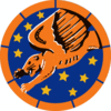 99th Fighter Squadron patch clip art