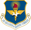 Air Education and Training Command clip art