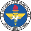 Air Education and Training Command seal clip art