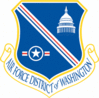 Air Force District of Washington clip art
