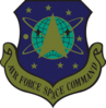 Air Force Space Command Shield clip art