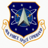 Air Force Space Command Shield 2 clip art