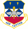 Air and Space Expeditionary Force Center shield clip art