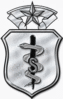 Biomedical Sciences Corps Command Level clip art