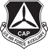 Civil Air Patrol Command shield clip art