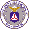 Civil Air Patrol seal clip art