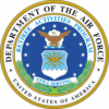 Department of the Air Force Retiree Activities Program seal clip art