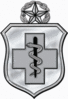Enlisted Medical Command Level clip art