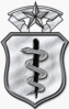 Medical Corps Command Level clip art