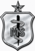 Medical Services Corps Senior Level clip art