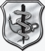 Nurse Corps badge clip art