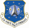 Space Command shield clip art